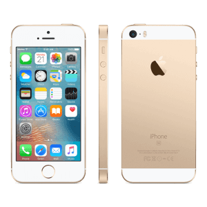 Apple iPhone SE Goud 64GB Refurbished
