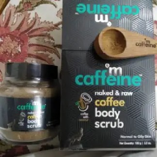 MCaffeine Body Scrub Review