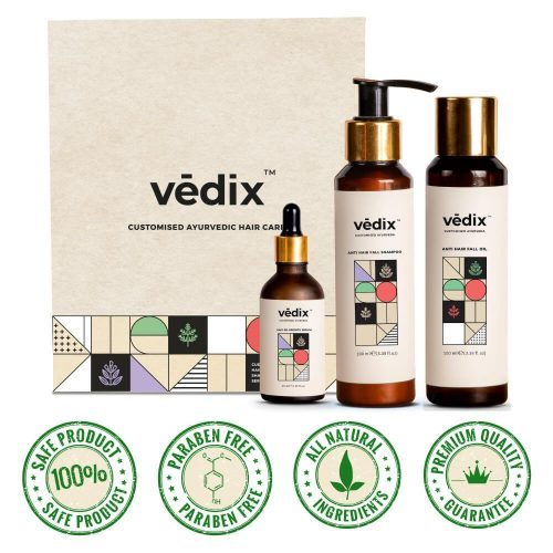 Vedix Haircare Review | Customized and Ayurvedic