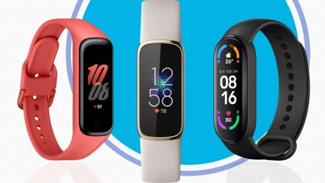 7 Best Personal Fitness Trackers in 2021