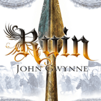 Review of ~ John Gwynne - Ruin (The Faithful and the Fallen #3)