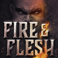 Review of ~  Michael R. Fletcher - Fire and Flesh - A Manifest Delusions Short Story