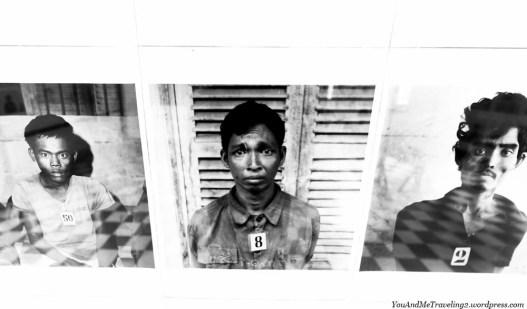 cambodia phnom penh tuol sleng genocide museum