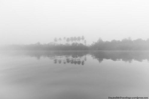cambodia chi phat river reflection