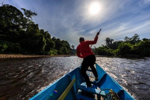 brunei ulu temburong borneo longboat