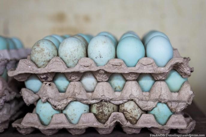 indonesia market eggs