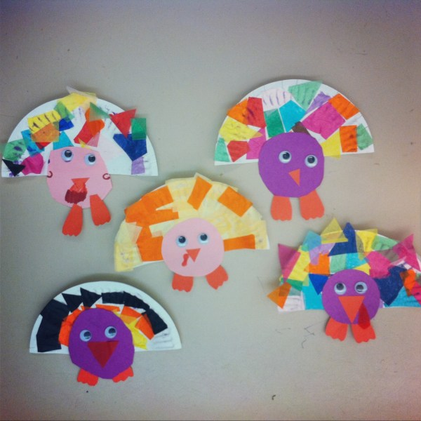 Thanksgiving Arts and Crafts Ideas