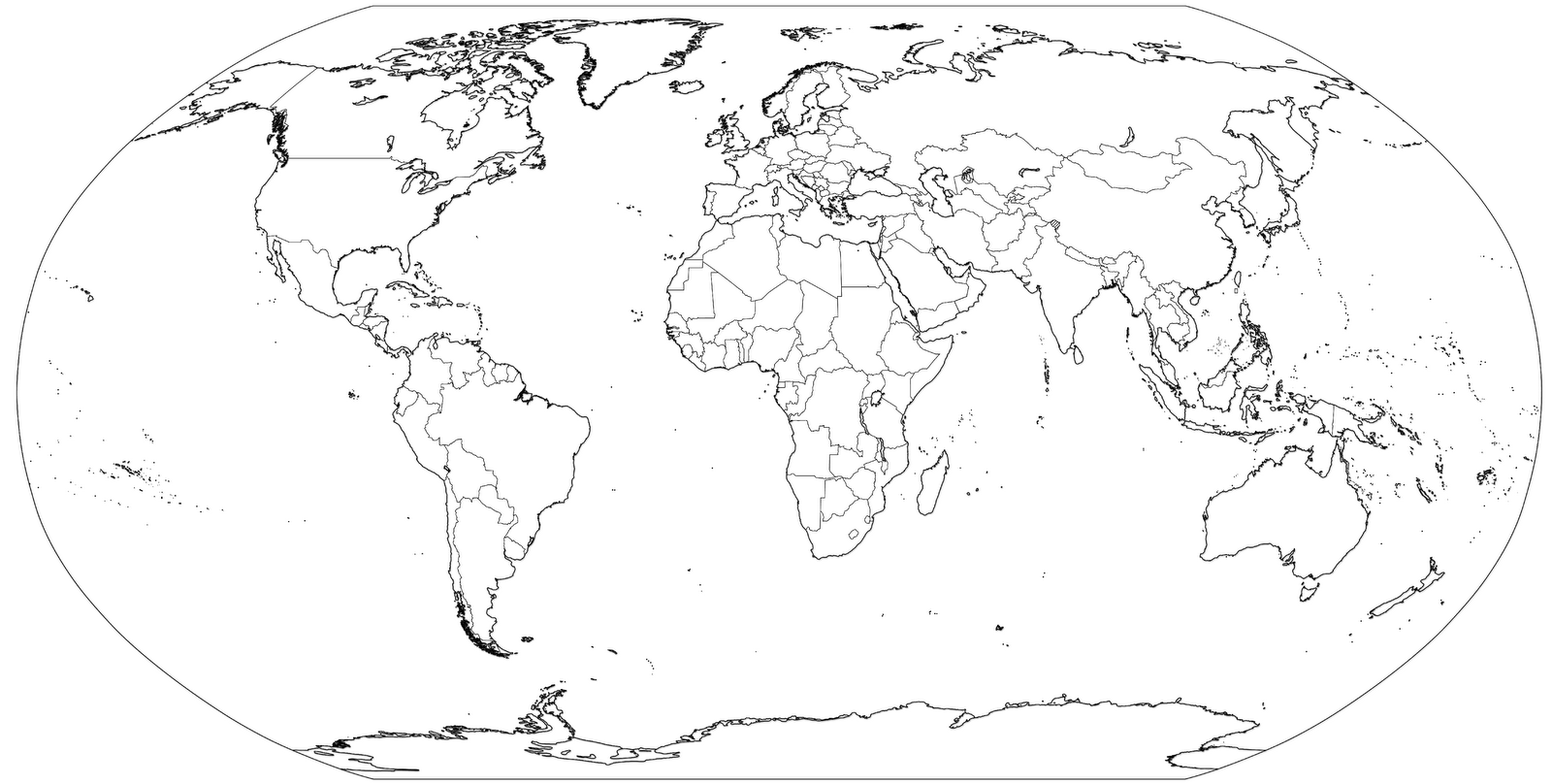 Map Of White Mountains