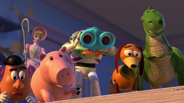 Toy Story 2 Visual Links