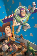 Toy Story Poster Artwork