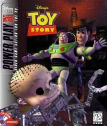 Toy Story Power Play Video Game Action For the PC Artwork