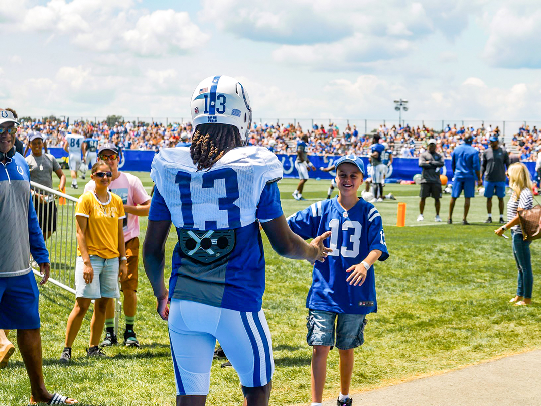 Image result for indianapolis colts training camp