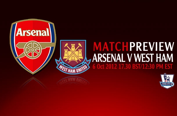 Claret And Banter >> Arsenal v West Ham United, Match Preview - You Are My Arsenal