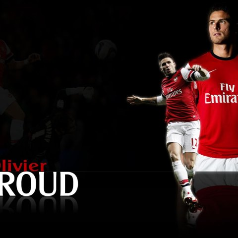 Olivier Giroud Custom Wallpaper