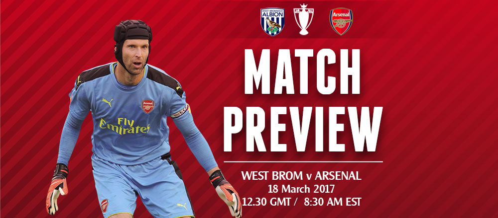 Match Preview: West Brom v Arsenal; Bag the Big Picture