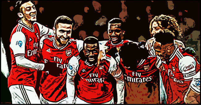 Premier League 2019 20 Arsenal 4 0 Newcastle United Tactical Analysis