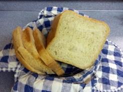 Freashly baked bread.