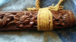 Carved Machete