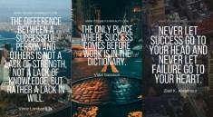 Success Slogans - 30 Short Success Quotes