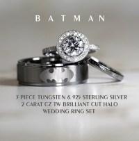 Geeky, Yet Affordable Wedding Rings | YouBentMyWookie