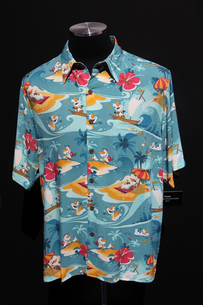 John Lasseter Has A Hawaiian Shirt For Every Disney Movie Hes Worked On YBMW