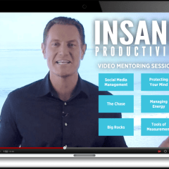 Insane Productivity by Darren Hardy Course Review and Summary