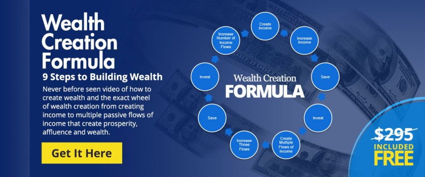 Grant Cardone's Wealth Creation Formula