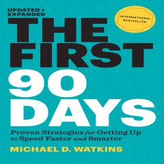 The Top Inspirational Quotes From The Book First 90 Days by Michael Watkins