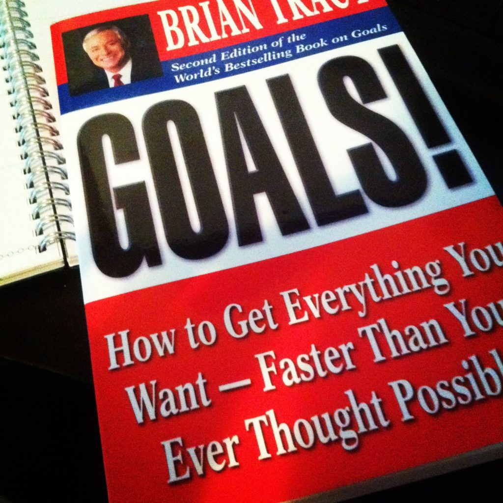 The Top Inspirational Quotes From The Book Goals By Brian