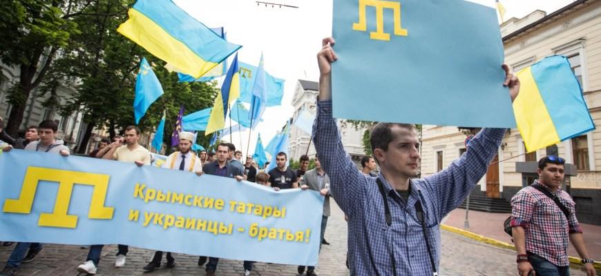 Крымские татары атаковали Украинский спецназ,беспредел ваххабитов,Украинские ваххабиты,новости,новости Украины,политика, политика Украины,политические новости,хуевые новости
