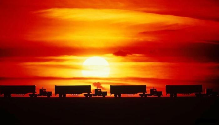 караваны грузовиков,турция перевозит нефть из Сирии,турция спалилась с нефтью,доказательства того что турция поддерживает игил,новости,новости политики,новости из Сирии