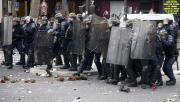 Франция на пороге гражданской войны (Видео)