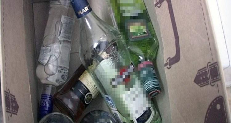 Новости,свежие новости,в Перми провели рейд,рейд в Перми,в Перми изьяли контрафактный алкоголь,контроктава,новости перми
