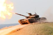 Советские танки против ИГИЛ (Видео)