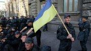 Украинские военные заблокировали автовокзал, требуя бесплатного проезда