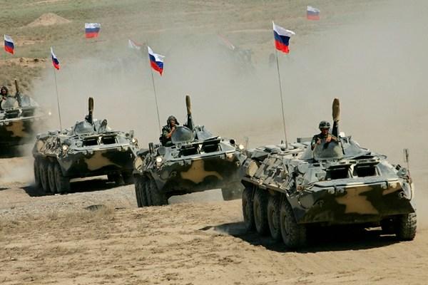 Российское командование превратило часть освобождённой от ИГИЛ Пальмира в базу и оперативный штаб для руководства операциями по борьбе