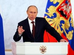 Путин: борьба с терроризмом внутри страны будет продолжена