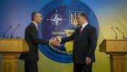 Киев готов встать на колени перед  НАТО (Видео)