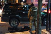 В Одессе «сбушники» задержали « псевдоагента ФСБ» (ВИДЕО)