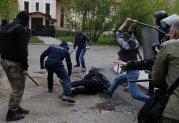 За выкрик «Слава Украине» «патриоту» разбили голову в оккупированной части Донбасса