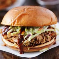 The Best BBQ Pulled Pork from Your Slow Cooker!