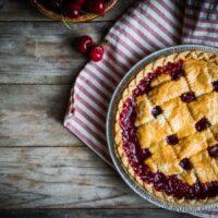 Easy Cherry Pie Recipe Is Grandma's Favorite!