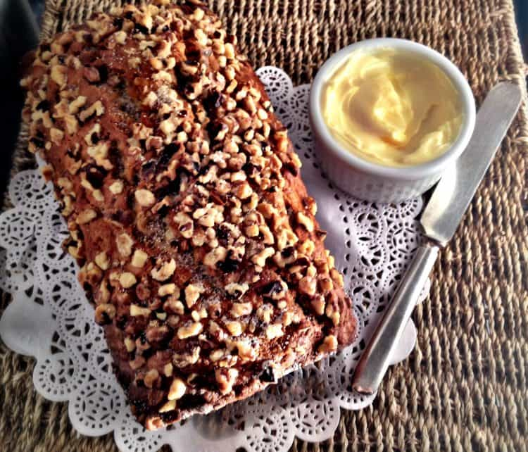 Easy Banana Bread Recipe (VIDEO) Just Like Starbucks!
