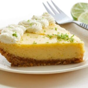 The easiest key lime pie recipe ever!
