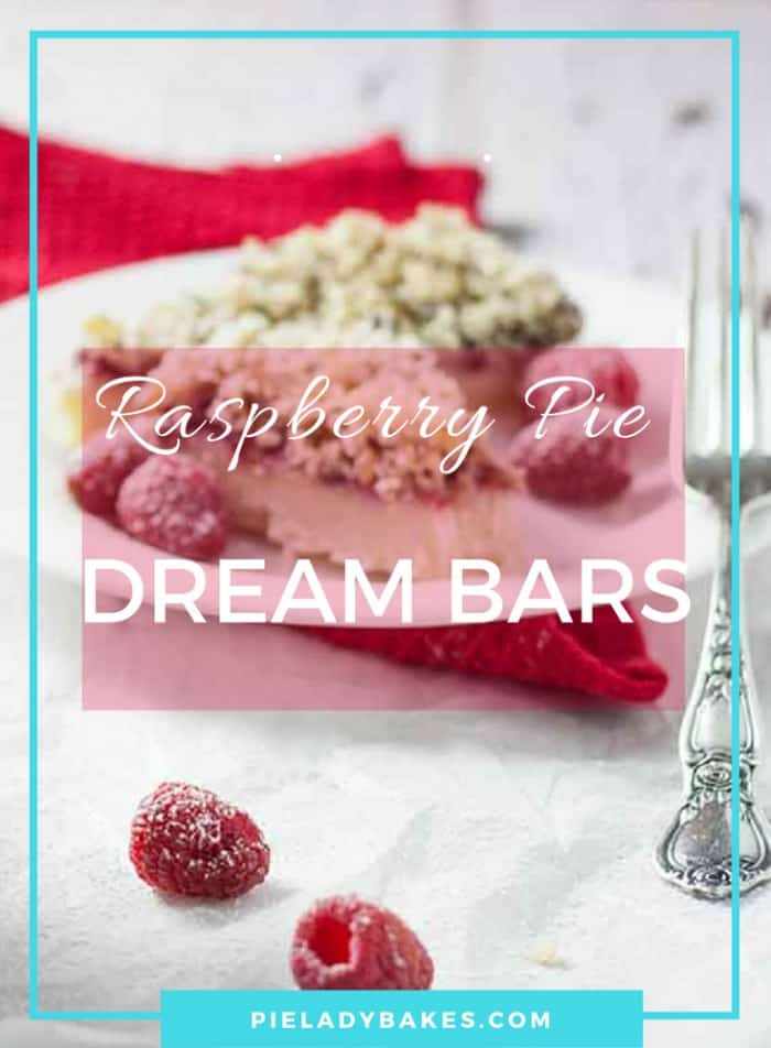 Delicious and dreamy confection of raspberry jam, shortbread cookie base, and nutty cookie top.