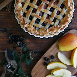 Blackberry-Apple-Pie