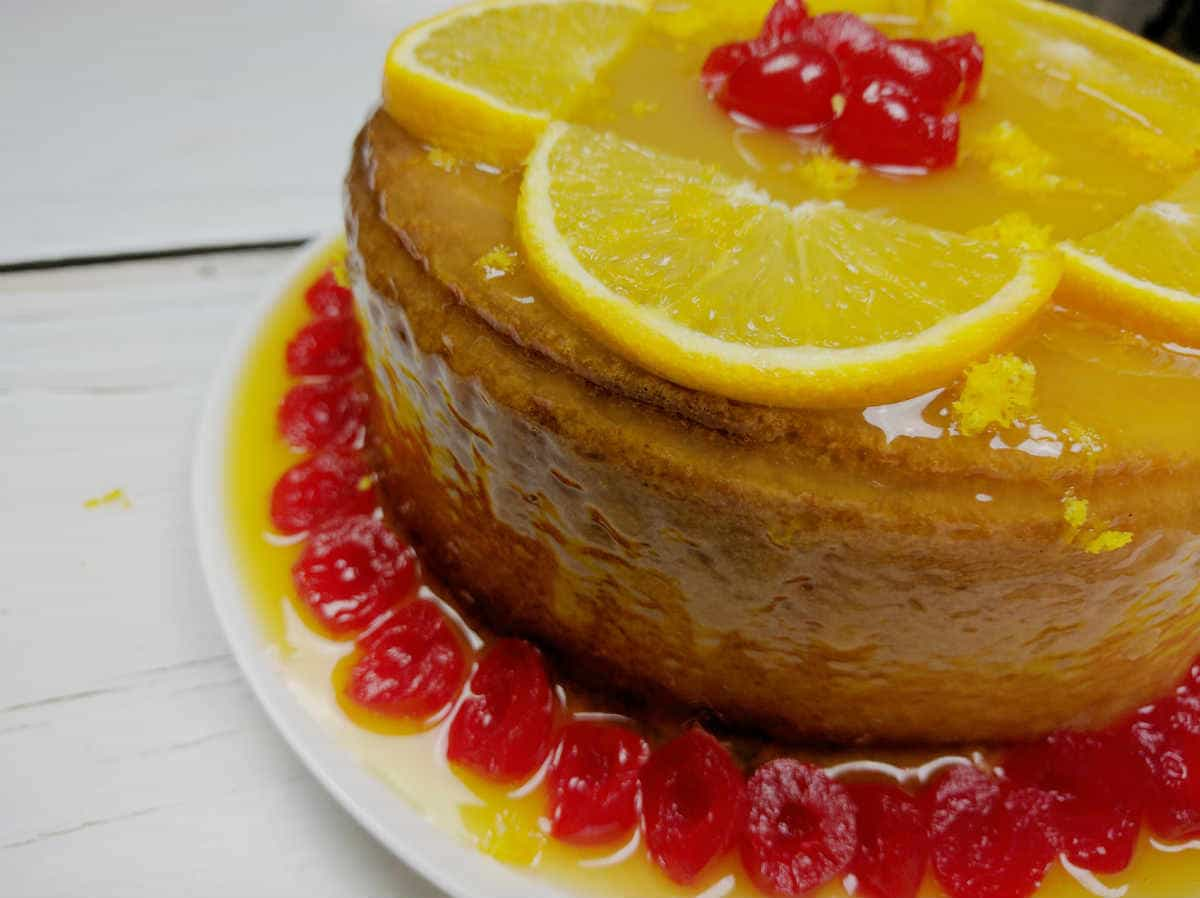 Harvey Wallbanger Cake | Slow Cooker Magic