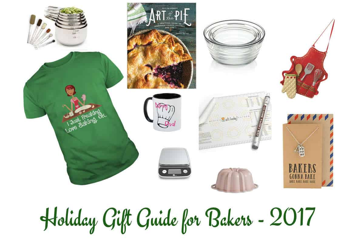 Holiday Gift Guide for Your Favorite Baker!