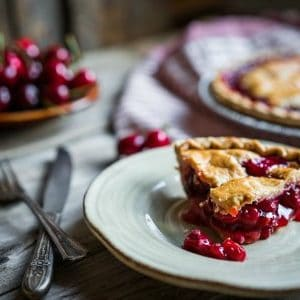 This is the Best Cherry Pie Recipe You Can Make!