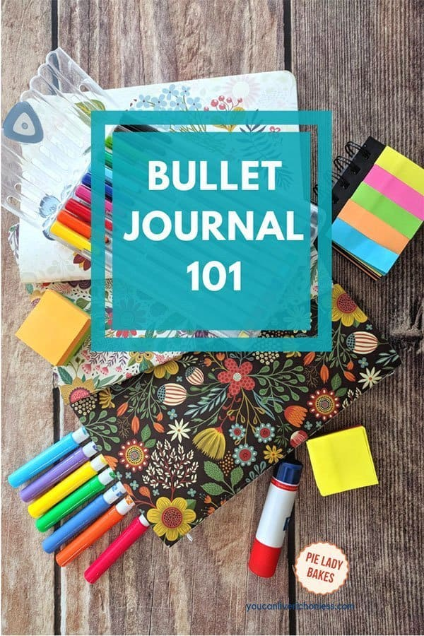 Wondering if a bullet journal is right for you?  Find out how this amazing little planner can bring organization and calm to your life, and have fun using it too! Click through to See our free ebook Bullet Journal 101 #bulletjournal #howtoguides #planners